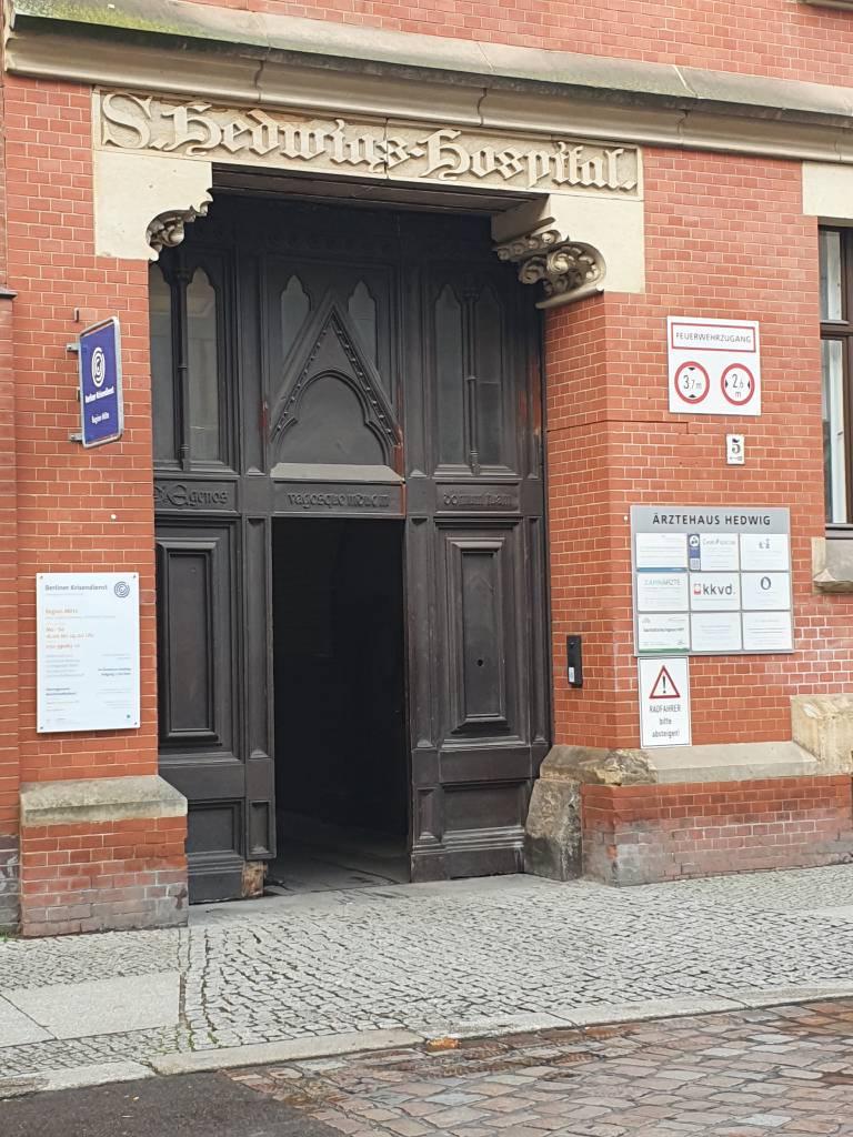 Profilfoto von St.Hedwig Kliniken Berlin GmbH Alexius Pflegedienst