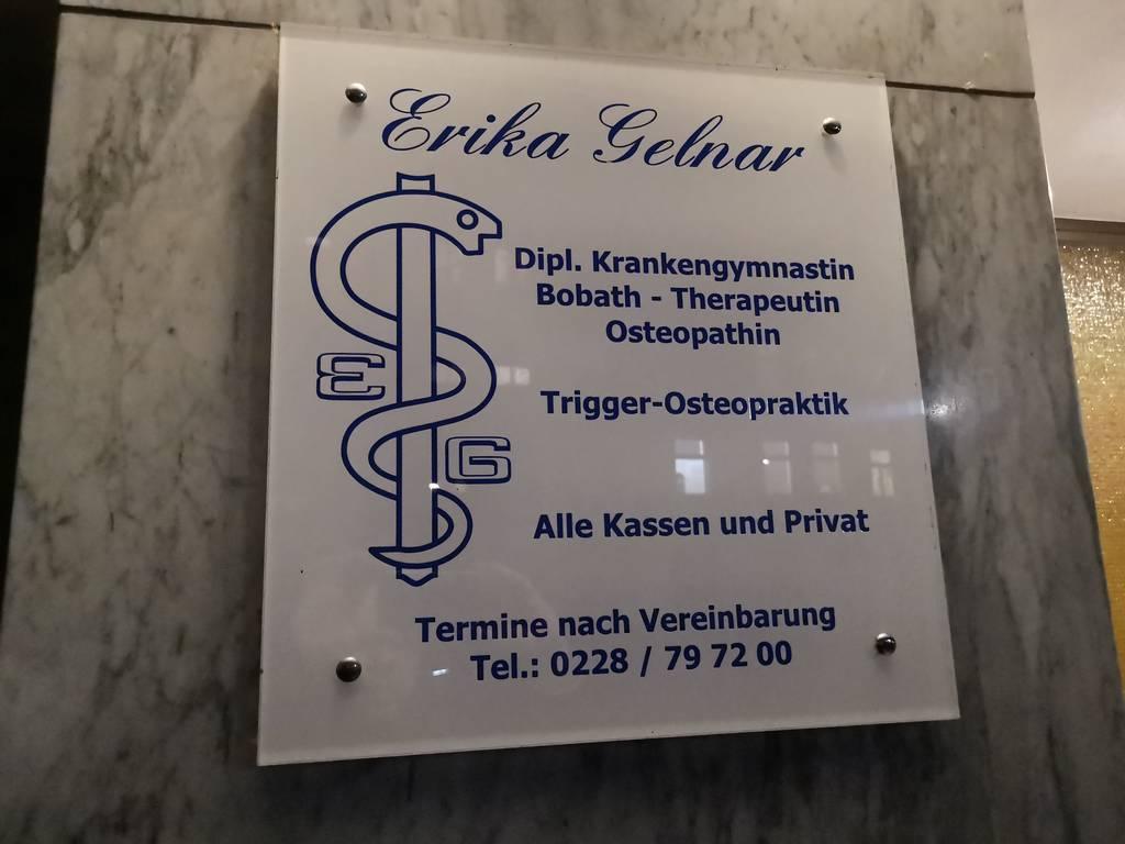 Profilfoto von Erika Gelnar Physiotherapie | Bonn