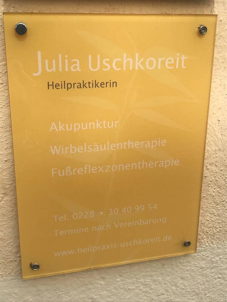 Profilfoto von Heilpraktikerin Julia Uschkoreit - Bonn